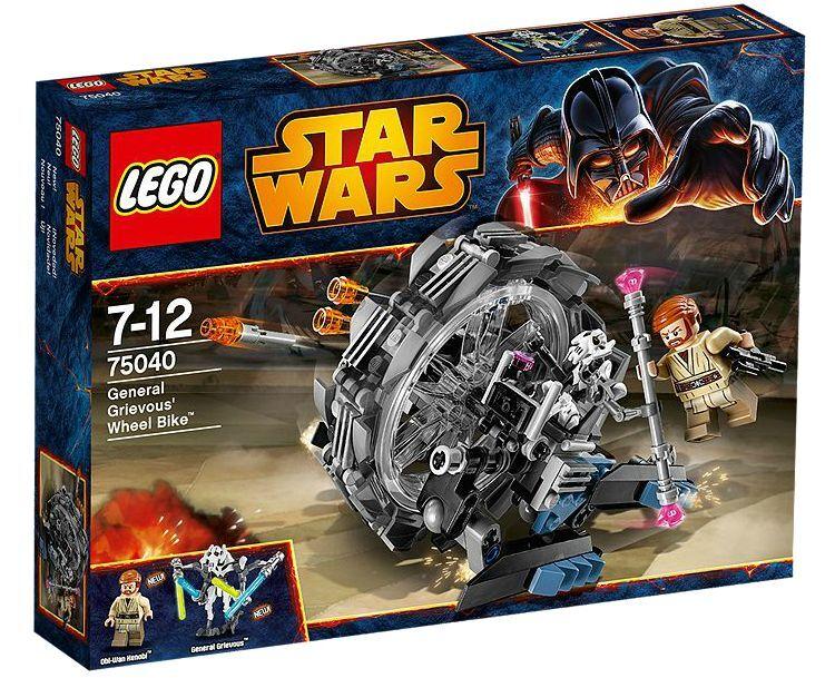 LEGO® Star Wars™ Wars™ Wars™ 75040 General Grievous' Wheel Bike™ NEU OVP NEW MISB NRFB ce64cb