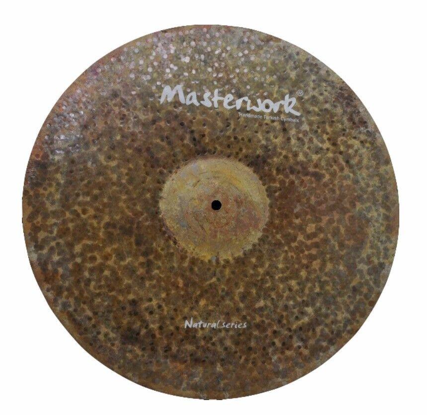 Masterwork Cymbals Natural Series 18-inch Natural Ride