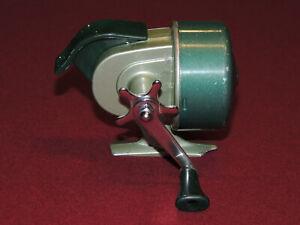 Nice Vintage Heddon 112 All Metal Spincast Reel, Works Great