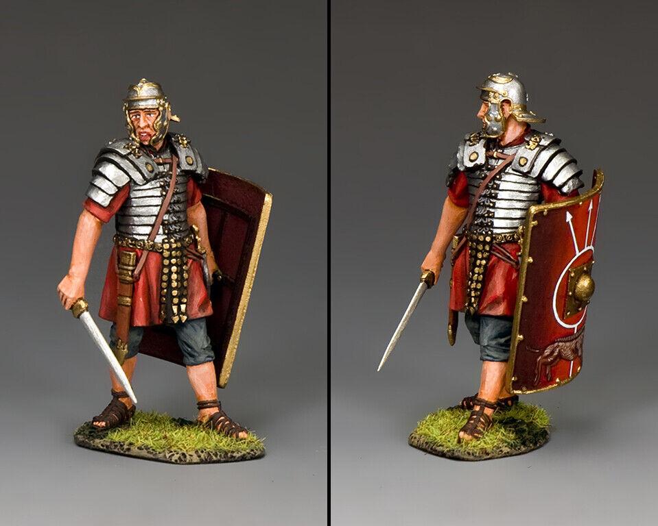 King & Land Roman Empire ROM029 Legionär Grüneidigen Gefallenen Genosse MB