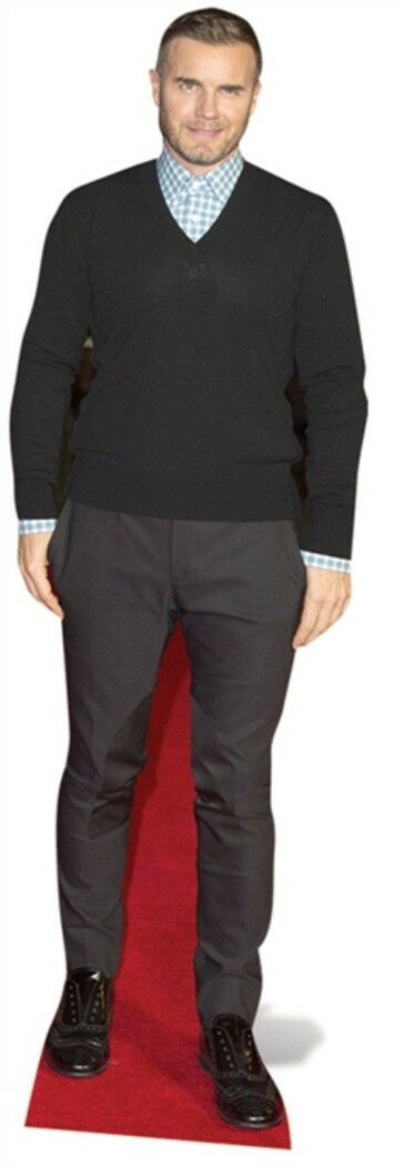 Gary Barlow LIFEDimensione CARDBOARD CUTOUT   Standee     Standup - ALL NEW Casual style a665cd