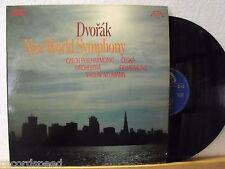 ★★ LP - DVORAK - New World Symphony - Czech Philharmonic - Vaclav Neumann - SUPR