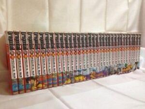 Jump-Dragon-Ball-Kanzenban-1-34-Comic-Complete-Set-Akira-Toriyama-used