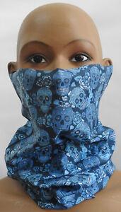 Multifunktionstuch-Halstuch-Schlauchschal-Atmungsaktiv-Gesichtschutz-MT35