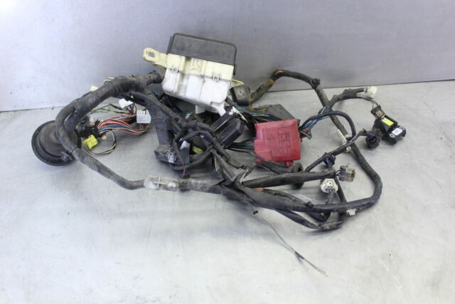 04 Scion Xb Headlight Front Wiring Harness Underhood Dash