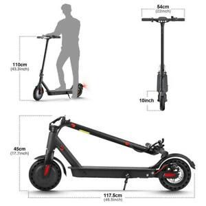 E-Scooter mit Elektroroller Faltbar Escooter Elektro Roller 350 Watt 36 Batterie