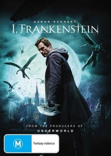 1 of 1 - I, Frankenstein (DVD, 2014)