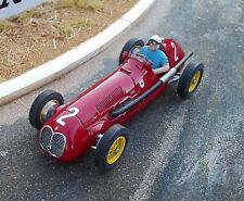 Probuild 1/32 slot car RTR MASERATI 4CLT 1st1949 BRITISH GP No2 Degraffenreid MB