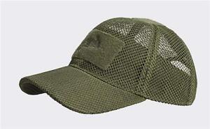 Helikon-Tex-Tactique-Exterieur-Casquette-de-camouflage-BBC-MESH-VENT