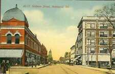 1909 HAMMOND IN early Hohman Street Department Stores n East Chicago postcard