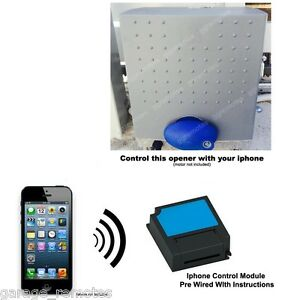 Iphone Remote Control Your Bft Deimos Sliding Gate Opener
