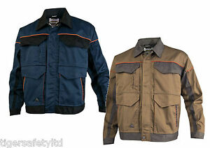 Delta-Plus-Panoply-MCVES-Mach-2-Corporate-Mens-Drivers-Work-Jacket-Coat-Workwear