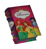 Princesas Libro Miniatura En Español Mas De 400 Paginas Pasta Dura Fácil Lectura