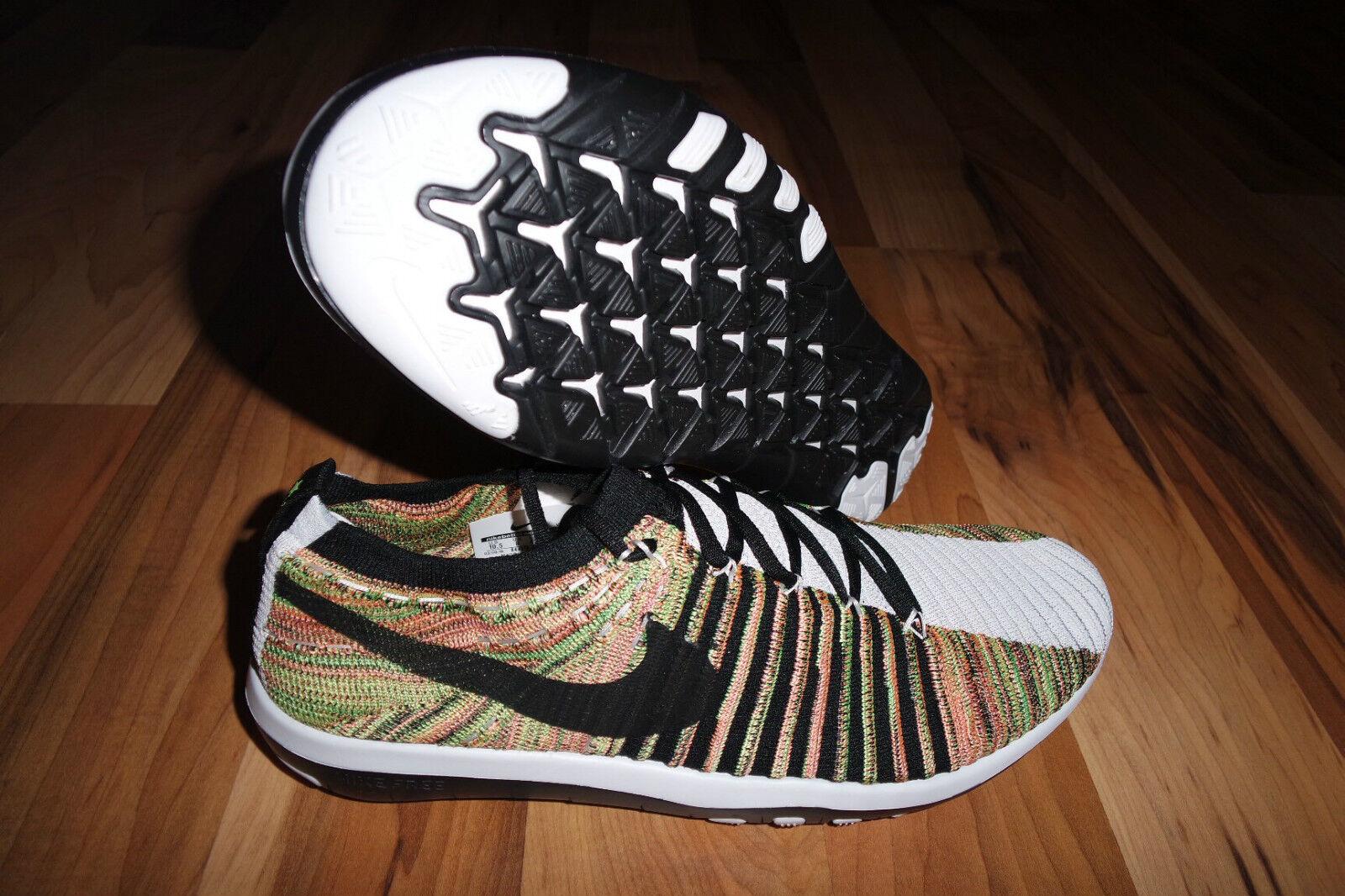 Nike Damens Free Transform Flyknit FK SUN Riccardo Tisci 844818 900 SZ 10.5