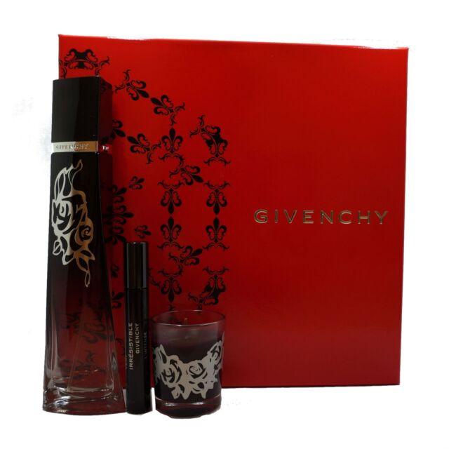 Givenchy Very Irresistible Lintense 3pc Gift Set Eau De Parfum 75ml