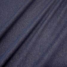 Stoff Baumwolle Meterware Jeans Denim blau indigo dunkelblau