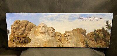 Mount Rushmore Panoramic 1000-Piece Jigsaw Puzzle