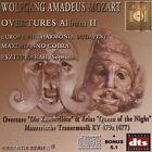 Mozart: Opera Overtures Album II (CD, Mar-2003, Tempus Collection)