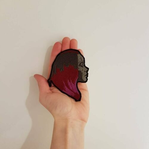 Gamora Iron-on embroidered patch inspired from Guardians of the Galaxy