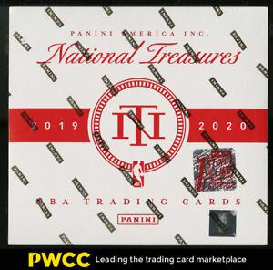 2019-National-Treasures-BBall-FOTL-Factory-Sealed-Hobby-Box-Zion-Ja-RPA