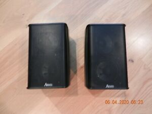ATLANTIC TECHNOLOGY (2) SPEAKERS MODEL 154 SR