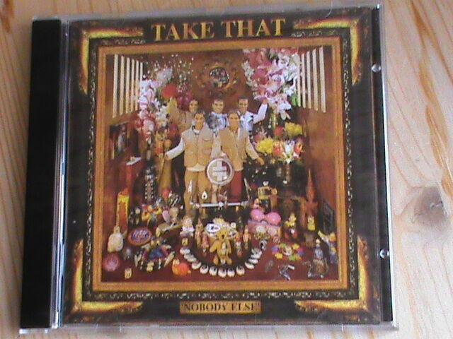 TAKE THAT - NOBODY ELSE *Original-CD v. 1995 RCA 74321 279092* NEUWERTIG