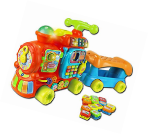 Vtech Push and Ride Alphabet Train Educational Learning Toddlers Musical Toys