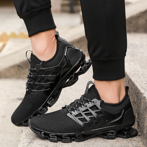 Men/'s Blade Casual Sports Running Shoes Athletic Sneakers Breathable Trainers US