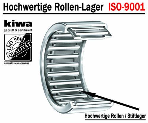 ISO-9001 Germany Polyamid Schwerlast Transport Lenk Rollen 8 x Ø 200 mm Le-Le
