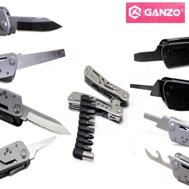 Multi Tool GANZO 3028PB Toolkit Outdoor Screwdriver Kit Multi Pliers Camping
