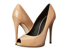 Giuseppe Zanotti I56067 naked heels size 38/8 new in box