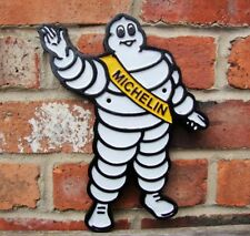 Michelin Man cast sign michelin sign michelin tyres aluminiumbibendum VAC109
