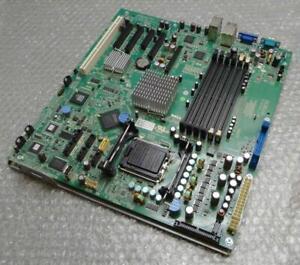 Dell PowerEdge T300 Server Xeon Socket 771 Motherboard TY177 0TY177 w/ Mount
