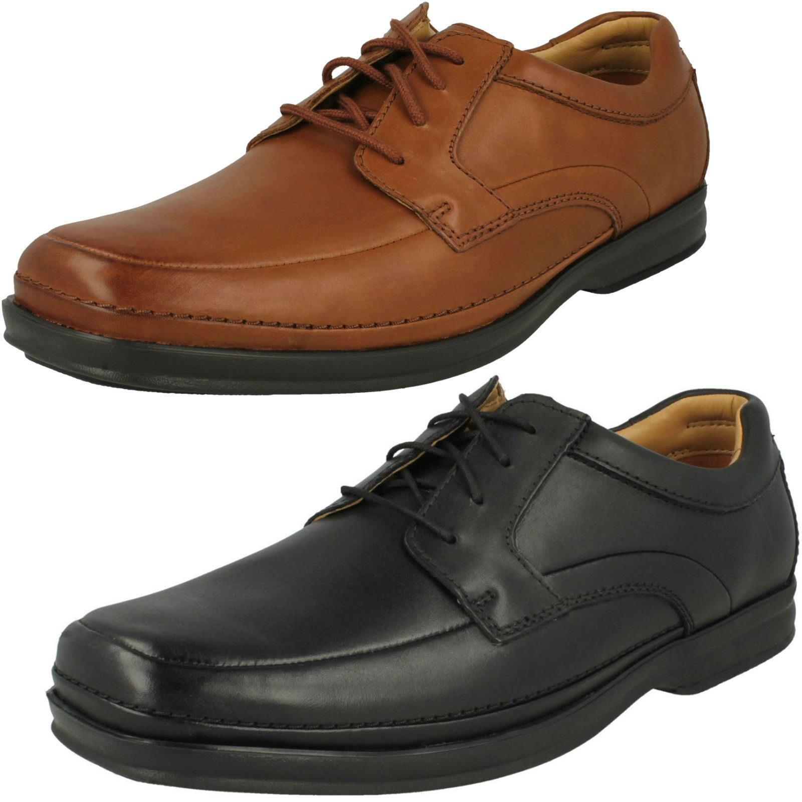 Lace Formal Mens Clarks Up schuhe Way Scopic 523afegmv33735