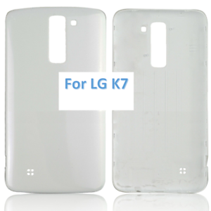 best sneakers f6215 ec89d Details about Replacement Back Door Battery Cover for LG K7 White