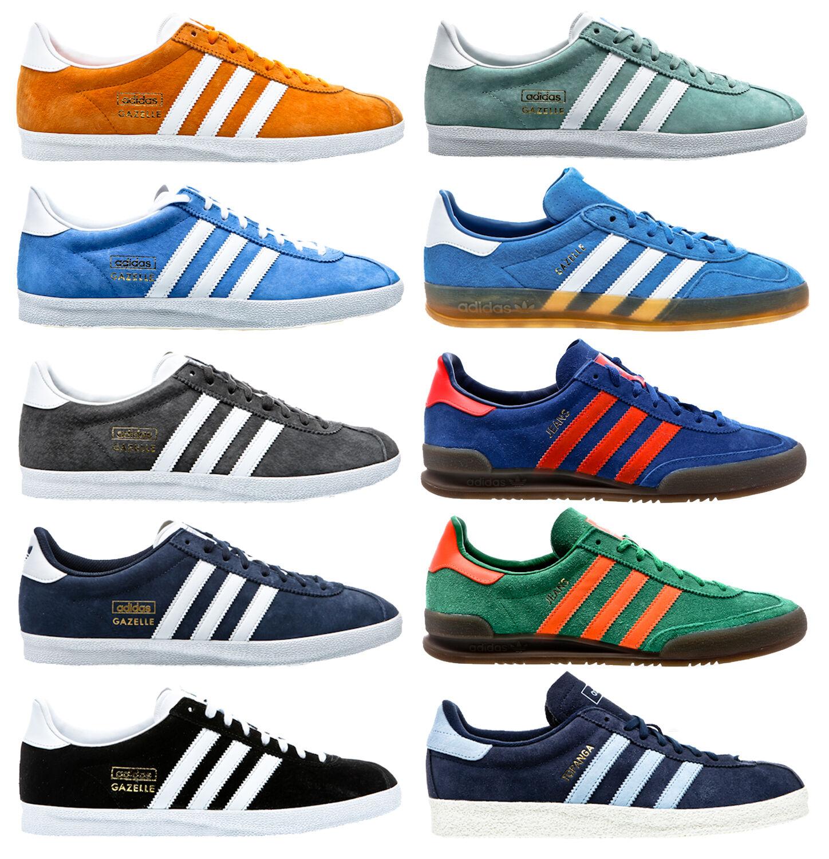 Adidas retro sneaker gazelle Jeans Topanga Men's Shoes Shoes