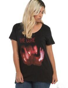 567d4a08e58ff Details about Torrid The Cure PORNOGRAPHY Women s Girls Plus Size T-Shirt  NEW 100% Authentic