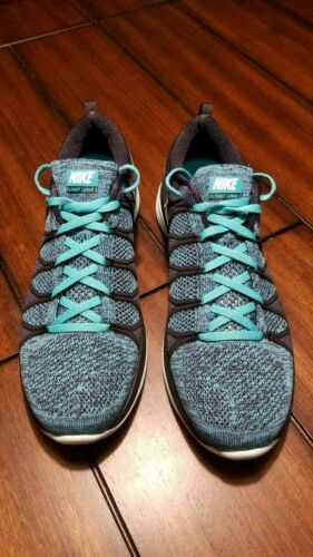 Nike Lunar C Negro turquesa 2 11 Nos Flyknit 5r7Pw0tq5