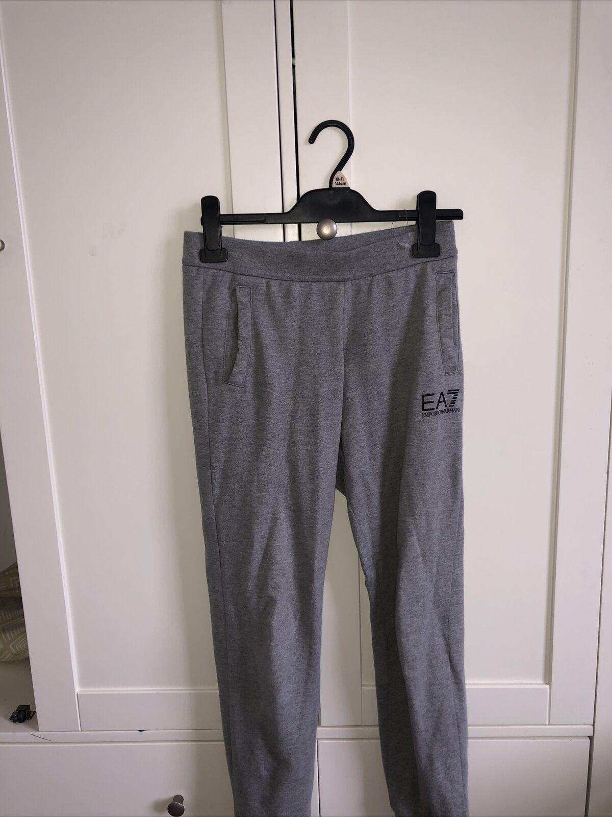 Ea7 Full Track Suit Size 12