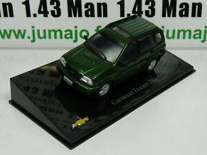 CVT17G-voiture-1-43-IXO-Salvat-BRESIL-CHEVROLET-Tracker-2001
