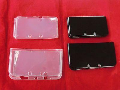 TPU Schutzhülle New 3DS / New 3DS XL, Cover, Case, Bumper, Silikon