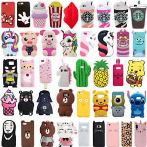 For-Samsung-S6-S7-Edge-S8-S9-Plus-Cute-New-Hot-3D-Cartoon-Soft-Phone-Case-Cover