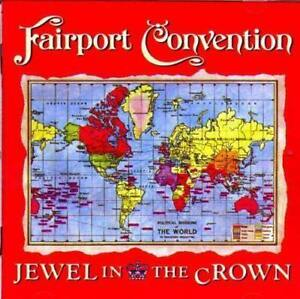 FAIRPORT-CONVENTION-JEWEL-IN-THE-CROWN-NEW-SEALED-CD-Folk-Simon-Nicol