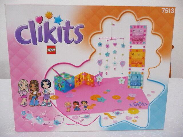Lego CLIKITS 7513 NEU in OVP