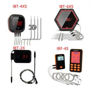 INKBIRD Digital BBQ Meat Thermometer Tool Food Pork Cook Roast Steak Beef US C//F