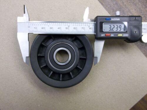 Mercruiser Serpentine Belt Idler Pulley 807757T 4.3L 5.0L 5.7L 350 mag v6 v8