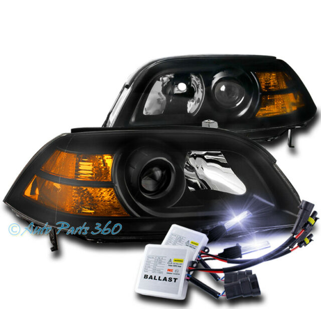 FOR 04 05 06 ACURA MDX PROJECTOR REPLACEMENT HEADLIGHT
