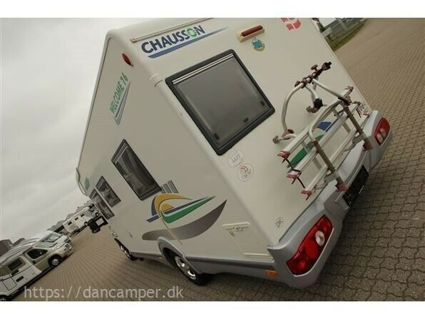 Chausson Welcome 76, 2008, km 150000