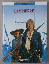 Swolfs  DAMPIERRE T. 1 * L'AUBE NOIRE  * EO 1988