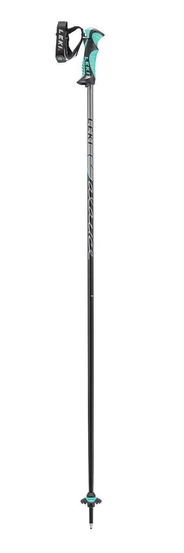 Leki Ladies Ski Pole BALANCE Trigger System Light Grey Mint